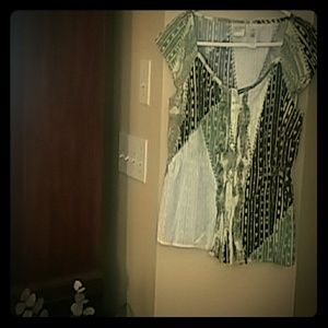 Emma James  petite blouse